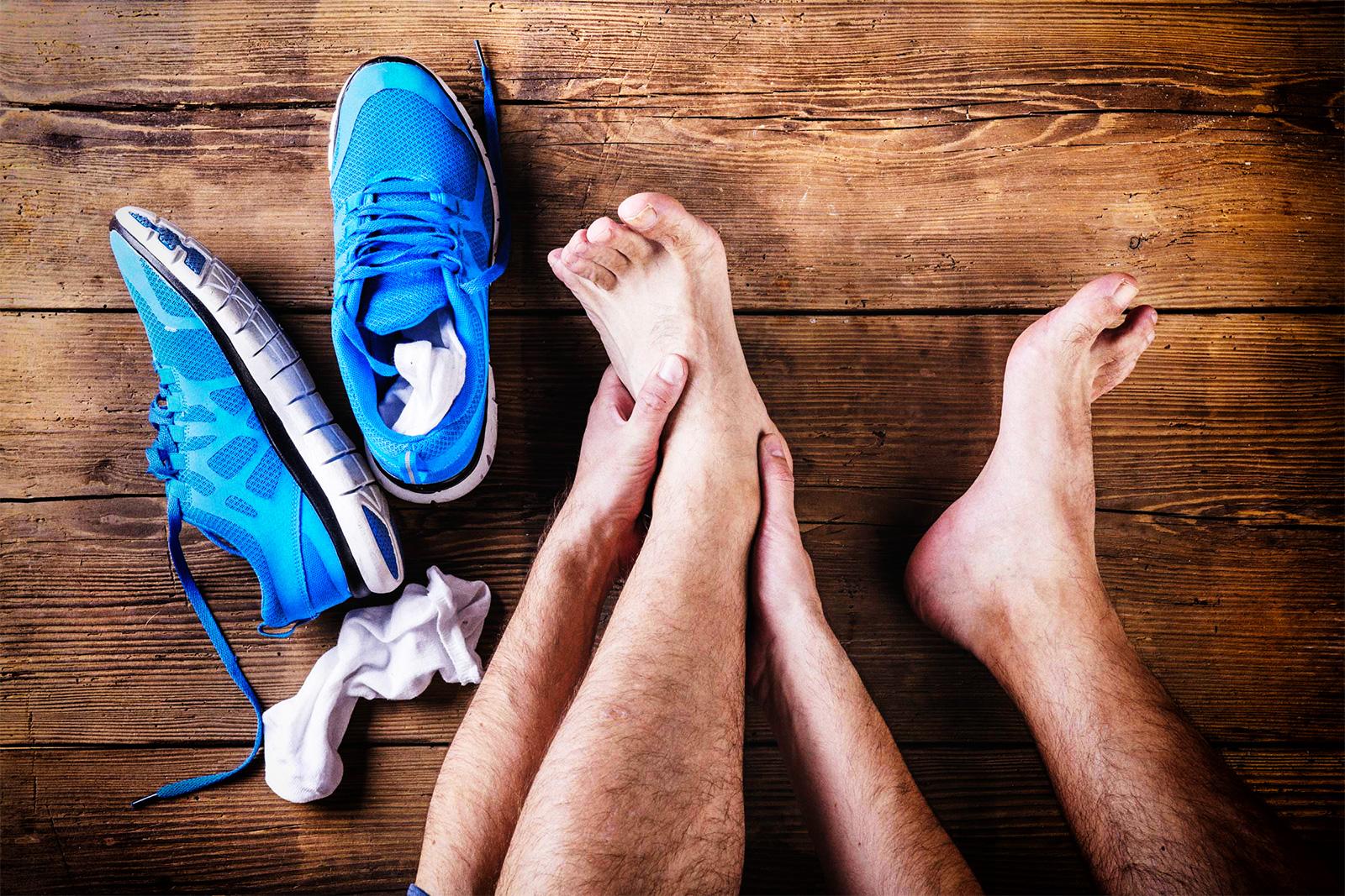 L'entorse de cheville : de la thérapie manuelle à la reprise du sport