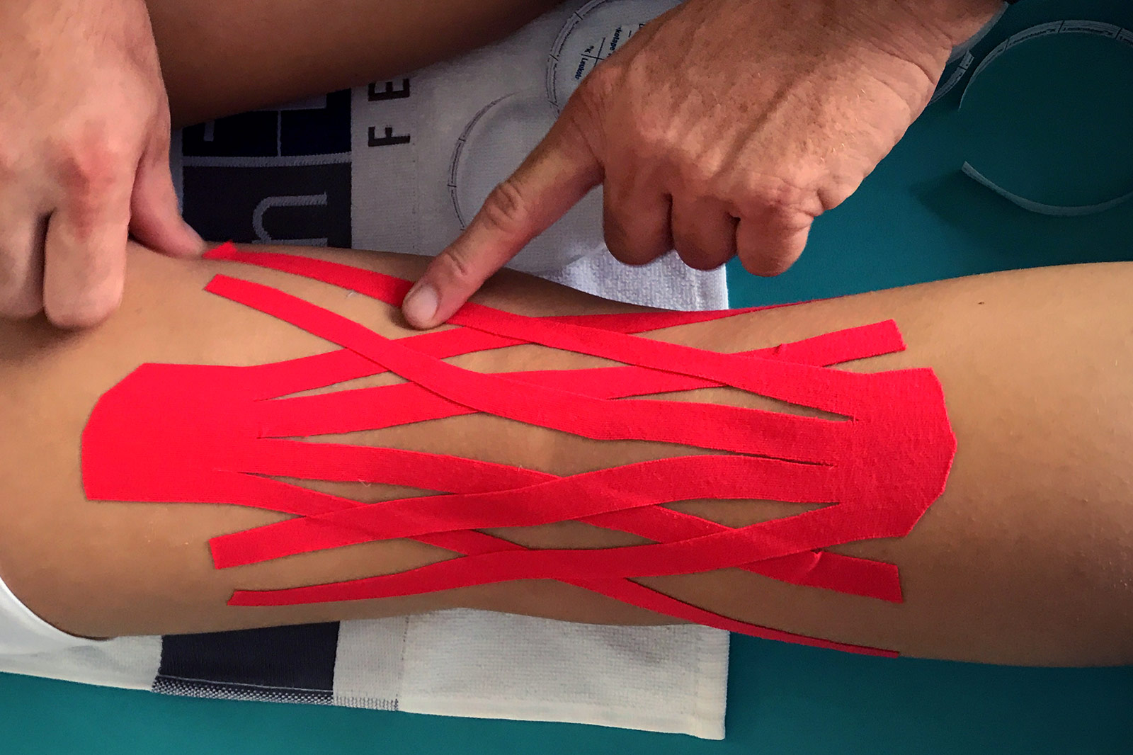 Formation en Physio-tape